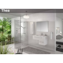 Ensemble meubles THEA 90 cm Aquarine