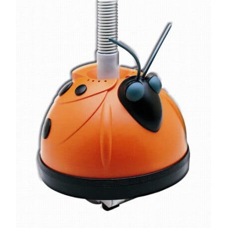Nettoyeur aspiration hayward coccinelle magic clean tm for Robot piscine par aspiration