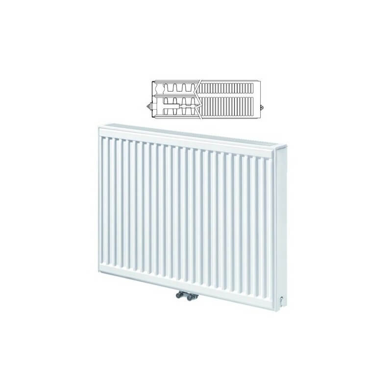 radiateur acier chauffage central stelrad novello m 400 33 1100. Black Bedroom Furniture Sets. Home Design Ideas