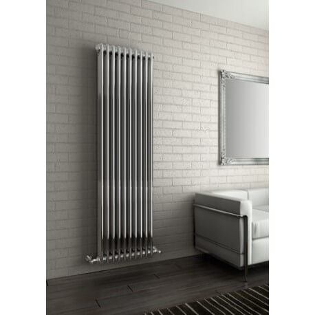 radiateur irsap tesi 3 chrom hauteur 1800. Black Bedroom Furniture Sets. Home Design Ideas