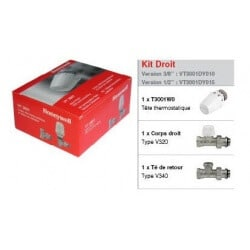 Kit droit Honeywell