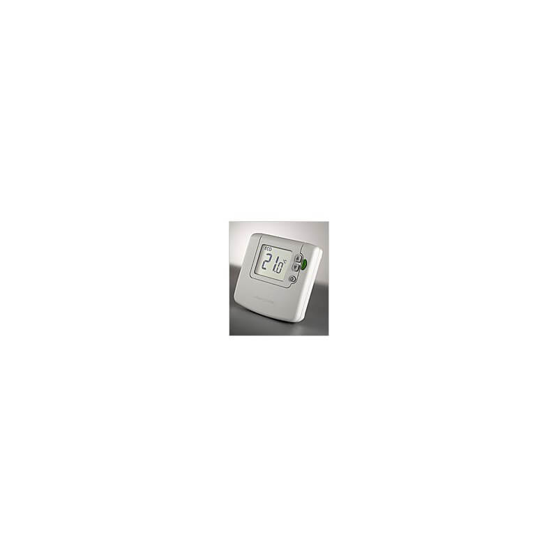 Thermostat d 39 ambiance digital filaire dt90e 1012 honeywell - Thermostat d ambiance filaire ...