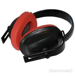 Casque anti-bruit compact