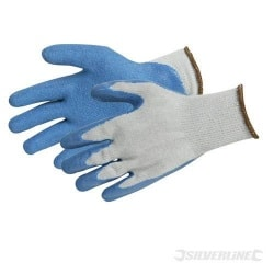 Gants tricot enduction latex