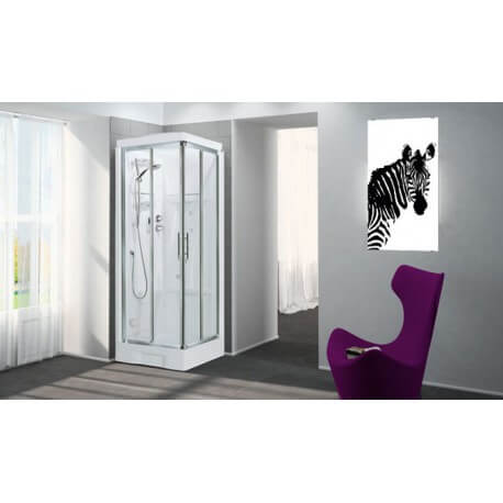 cabine de douche new holiday a90 de la marque novellini. Black Bedroom Furniture Sets. Home Design Ideas