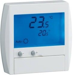 Thermostat digital semi-encastré avec FP 25120