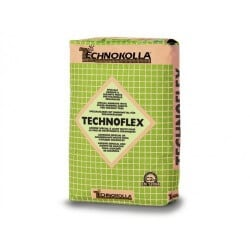 Colle carrelage Technokolla Technoflex 25 kgs