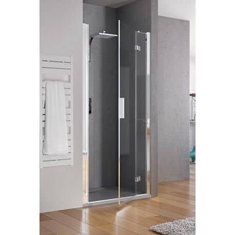 porte de douche 90 cm gamme kinespace kinedo. Black Bedroom Furniture Sets. Home Design Ideas