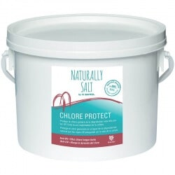 Chlore Protect BAYROL 2 kg pour Piscines au sel