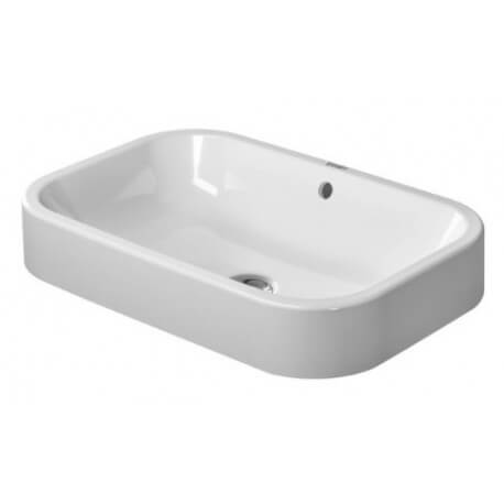 Vasque poser happy d 2 600 mm duravit - Vasque a poser duravit ...