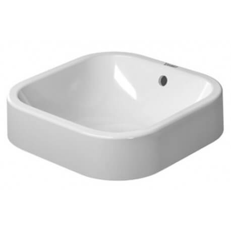 Vasque poser happy d 2 duravit 231440 - Vasque een poser duravit ...