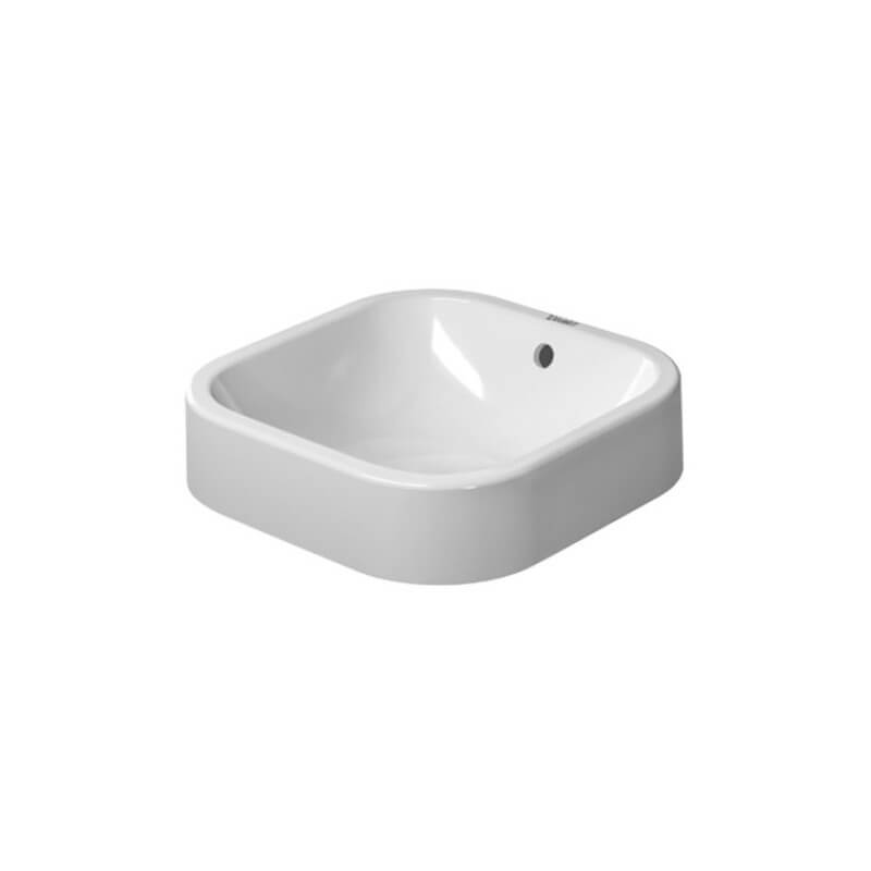 Vasque poser happy d 2 duravit 231440 - Vasque a poser duravit ...