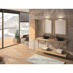 Meuble salle de bain h misph re nord collin arredo for Destockage meuble nord