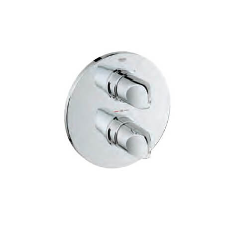 Mitigeur thermostatique douche veris grohe - Thermostatique douche grohe ...