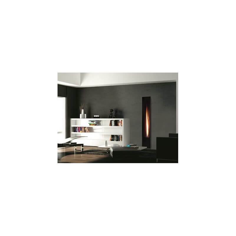 insert gaz deville calid al mirror 4 34 kw. Black Bedroom Furniture Sets. Home Design Ideas