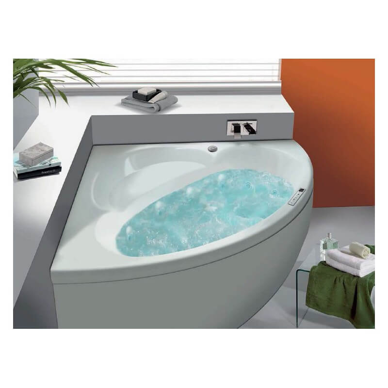 Baignoire wellness la collection angle classik tablier for Baignoire aquarine