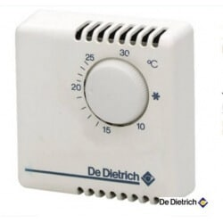 Thermostat Ambiance AD140 non programmable De Dietrich