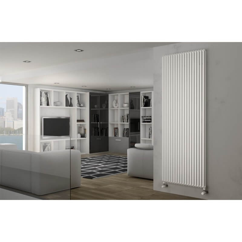 radiateur irsap sax 2 vertical hauteur 2000 mm. Black Bedroom Furniture Sets. Home Design Ideas