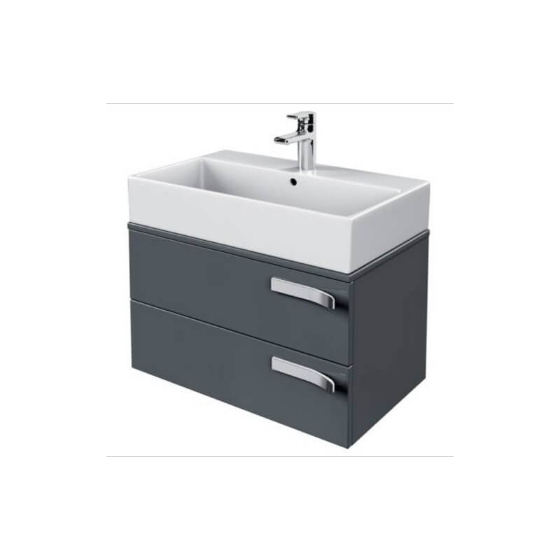 Meuble pour lavabo strada 70 3 x 42 cm ideal standard for Meuble 70 cm