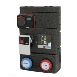 Groupe Hydraulique de Charge GSC111 DN25 Wilo 25/6 ESBE