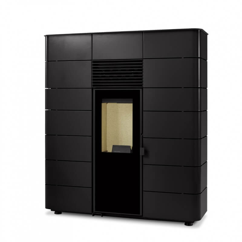 po les granul s air pour chauffage local nevada 8 kw solzaima. Black Bedroom Furniture Sets. Home Design Ideas