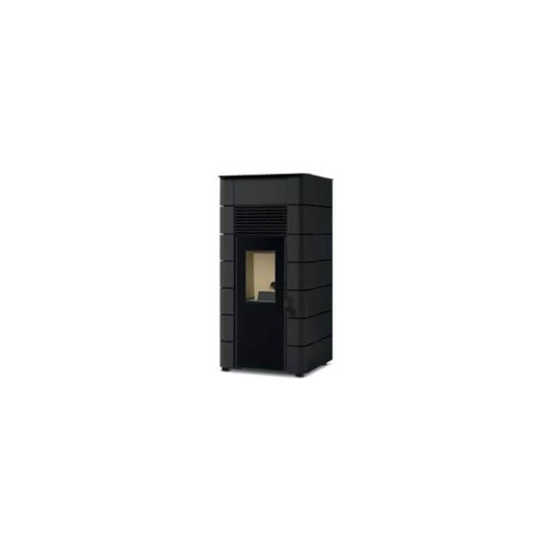 po les granul s air tanche pour chauffage local everest 6 5 kw solzaima. Black Bedroom Furniture Sets. Home Design Ideas