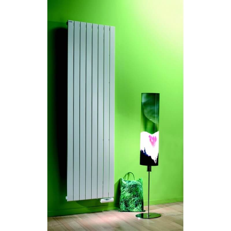 radiateur lectrique fassane vertical hauteur 2048 mm. Black Bedroom Furniture Sets. Home Design Ideas