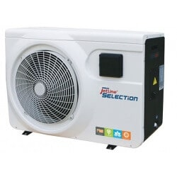 Pompe à chaleur Jetline Selection 260 TRI POOLEX 26 kW