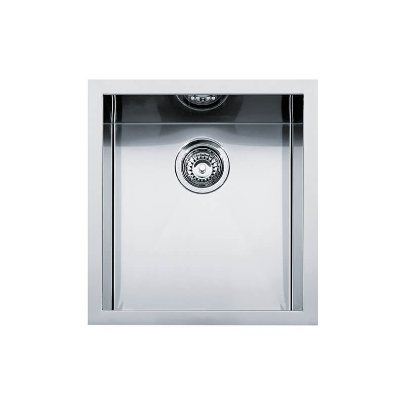 Evier sous plan planar ppx 110 38 inox - Evier sous plan franke inox ...