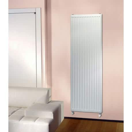 radiateur 400 21 2000 vertical deville maxi. Black Bedroom Furniture Sets. Home Design Ideas