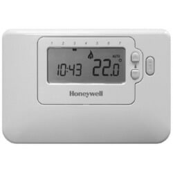 Horloge Honeywell CM 707 Hebdomadaire Thermostat D'Ambiance