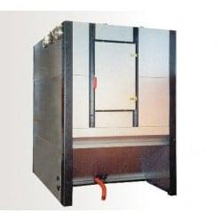 Silos de stockage Métalliques Galvanisés Capacité de 2,3 à 8,1 tonnes ZAEGEL HELD