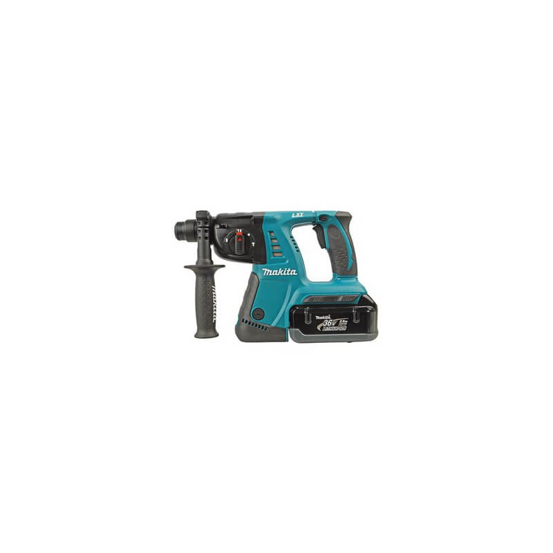 Marteau perforateur sans fil makita 36 v li ion dans un coffret - Perforateur makita sans fil ...