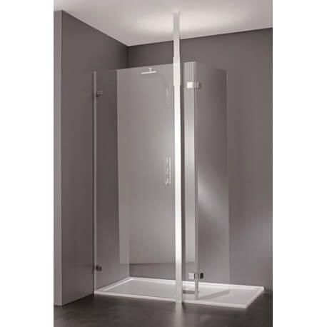 Paroi de douche 120 cm gamme kinespace duo kinedo - Paroi de douche haut de gamme ...